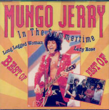 Best of MUNGO JERRY monster rare unique Hungary CD new S/S Euroton / Pop Classic