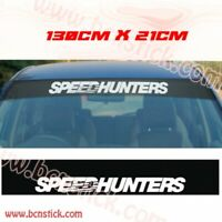Pegatina calcomania parabrisas SPEEDHUNTERS Sticker Fun grande 130cm