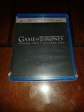 Game Of Thrones Seasn 2 Episode 1 Bonus Blu Ray Disc Brand New **inv00749**