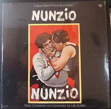 NUNZIO SOUNDTRACK BY LALO SCHIFRIN US PRESS SEALED ORIG CUT-OFF SLEEVE