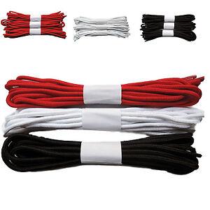 3 Pack Premium Schnürsenkel Laces 10 14 20 30 Loch Hole Boot Rangers Stiefel