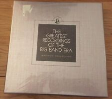 The Greatest Recordings of the Big Band Era #45/46 Cassettes Boxed NEW