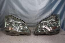 JDM 2004 Toyota CROWN Royal HID Headlights Lights Lamps Set OEM