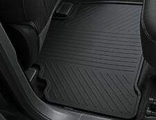Genuine Ford Galaxy 2015> Rear Rubber Floor Mats / Mat In Black 1948147