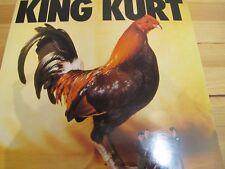 """Seez 62 1980 12"""" 33 RPM King KURT """"BIG COCK"""" LP RIGIDO PSYCHOBILLY EX"""