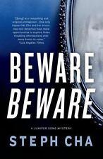 Amazing suspense thriller! Beware, Beware by Steph Cha (New Hardcover)