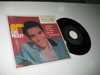 "Elvis Presley Spanisch Faksimile 1987 7 "" Jailhouse Rock + 3"