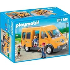 PLAYMOBIL 6866 City Life School Bus With Removable Roof