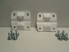 Coleman OEM Cooler Ice Chest Hinge Set & Screws Part # 6262-1141 or 5283-1141