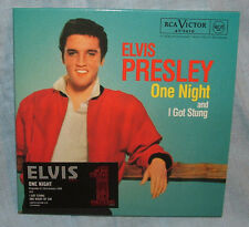 Elvis Presley One Night limited edition numbered CD single