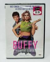 Buffy The Vampire Slayer DVD NEW Sealed (Blockbuster Copy)