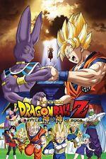DRAGON BALL Z - BATTLE OF GODS POSTER 24x36 - 51611