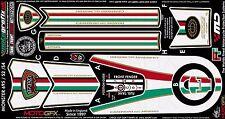 Ducati Monster 600 1000 1993 - 08 Tank Pad Number Board Motografix 3D Protector