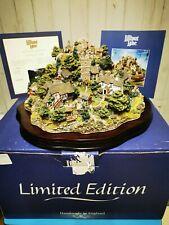 Stunning Huge Lilliput Lane  Limited Edition- Coniston Crag 98-2000 number 0838