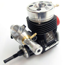 Novarossi Mephisto Marine 3.5cc .21ci 9p Engine with DLC crank, Steel Bearings