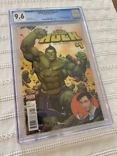 CGC 9.6 Totally Awesome Hulk #1 1st appearance of  Amadeus Cho White Pages