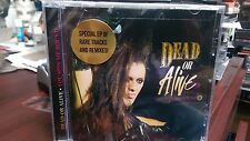 DEAD OR ALIVE - You Spin Me Round EP/CD Remixes Pop Life New Wave Dance P.Burns