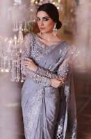 PAKISTANI INDIAN SAREE SARI ANARKALI BOLLAYWOOD SALWAR KAMEEZ MARIA B ASIM JOFA