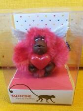 KIPLING Monkey Program GORILLA KEYRING boxed VALENTINE cupid GHIZLANE love PINK