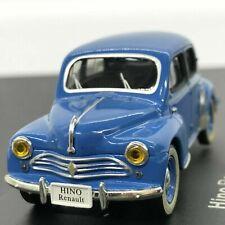 Mini Car IXO Hino Renault 1957 1/43 Scale Box Display Diecast vol 71
