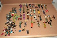 (31) Vintage 1980s GI Joe Figure Lot Includes SGT Slaughter Weapons Accessories