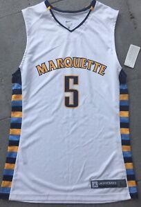Womens Nike Jordan Marquette basketball jersey L