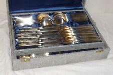 Altes Silberbesteck 67 Teile 100er Silber Besteck Essbesteck 12 Personen Kasten