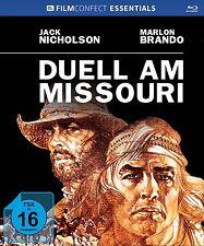 DUELL AM MISSOURI (BLU-RAY) (BRANDO, NICHOLSON,...)  BLU-RAY NEU
