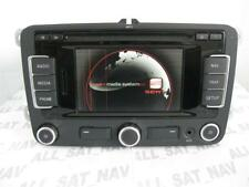 SEAT RNS 310 Navigation System Sat Nav GPS Leon Alhambra Altea VW 315 510 Skoda