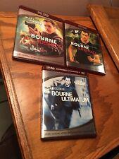 The HD DVD Jason Bourne Trilogy - Identity, Supremacy, Ultimatum - Matt Damon 3