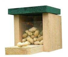 Squirrel Feeder Snack Box by Songbird Essentials