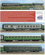 "ACME 55178 ""Simplon Express"" set 3 carrozze SNCF Exp 220/221"