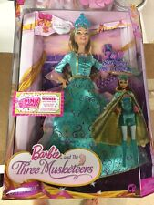 Barbie And The Three Musketeers Aramina Doll