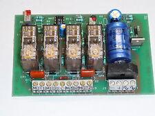 Carte circuit alimentation moteur ou vérin électrique 2 sorties