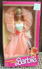 Peaches 'n Cream Barbie Doll 1984 Classic N and ~ Clear Plastic Window Papers ""