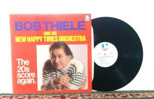 Bob Thiele New Happy Times Orchestra, 20s Score Again, 1984 LP - NM Vinyl