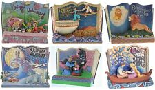 Disney Traditions Story Book Figurines - Various Designs Available