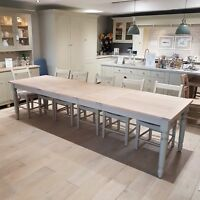 Suffolk 180cm Extending Dining Table - Neptune Furniture - Ex Display Clearance