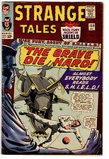 STRANGE TALES #139 (1965) - GRADE 5.0 - THE BRAVE DIE HARD - NICK FURY!
