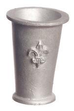 Silver Plant / Umbrella Stand / Vase, Dolls House, Miniature, 1.12 Scale