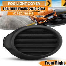 Front Right RH Fog Lamp Cover Vent Grille Bezels For Ford Focus 2012 2013 2014