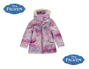 Promotion Doudoune  fille La reine des neiges de marque Disney du 2 au 12 ans