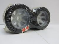 Hot Race 1/8 On Road Touring Rear Foam Nitro Wheel Set (2) OZ RC