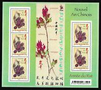 Bloc Feuillet 2008 N°F4131 Timbres France - Nouvel an Chinois Année du Rat