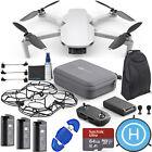 DJI Mavic Mini Fly More Combo Portable Drone Quadcopter Ultimate Pilot Bundle
