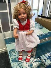 Rosemarie Anna Müller Puppe 57 cm. Top Zustand