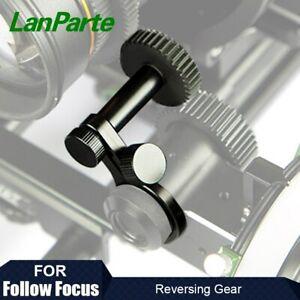 Lanparte Follow Focus Reversing Gear Ring  for Nikon similar lenses 0.8 pitch