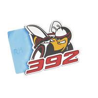 11-19 CHARGER SCAT PACK 392 FRONT LEFT FENDER EMBLEM BADGE OEM MOPAR 68394689AA
