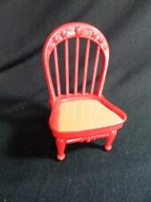 Fisher Price Loving Family Dollhouse Twin Time Baby Nursery Red Chair ~ SWEET