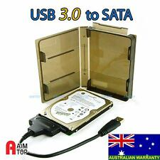 USB 3.0 to Notebook Hard Disk Hard Disk Converter / Adapter with PP Case